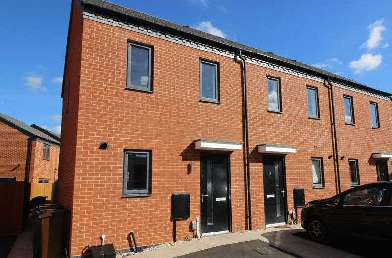2 Bedrooms Terraced House for sale in Akron Drive, Wolverhampton