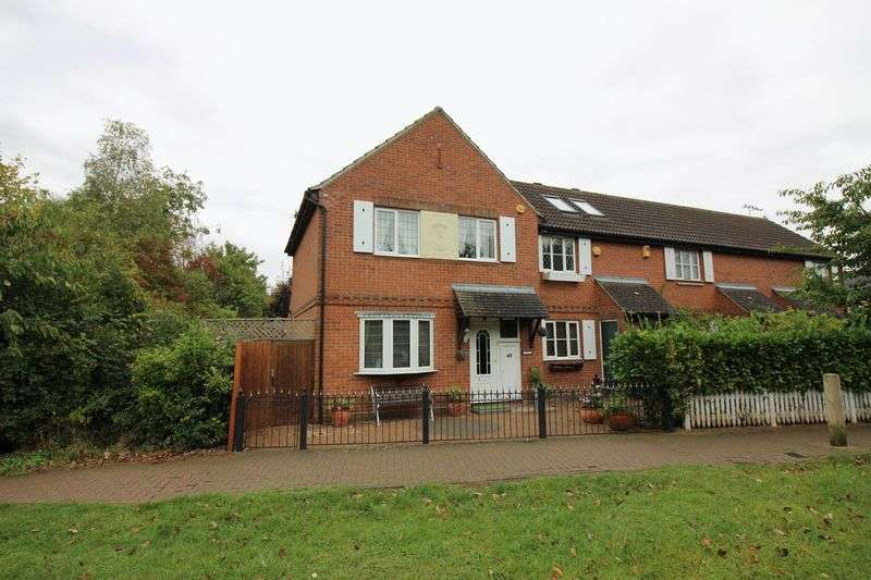 3 Bedrooms Terraced House for sale in Mallards Rise, Church Langley, Harlow, CM17