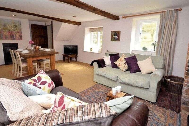 2 Bedrooms Detached House for sale in Winterborne Houghton, Blandford Forum, DT11