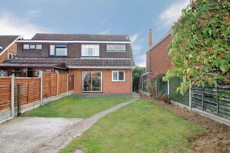 3 Bedrooms Semi Detached House for sale in Barrymore Walk, Rayleigh