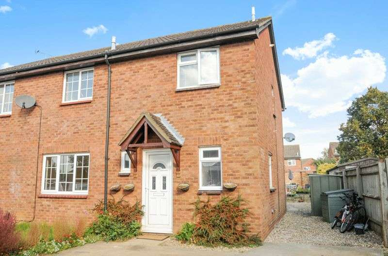 2 Bedrooms House for sale in Norris Close, Abingdon