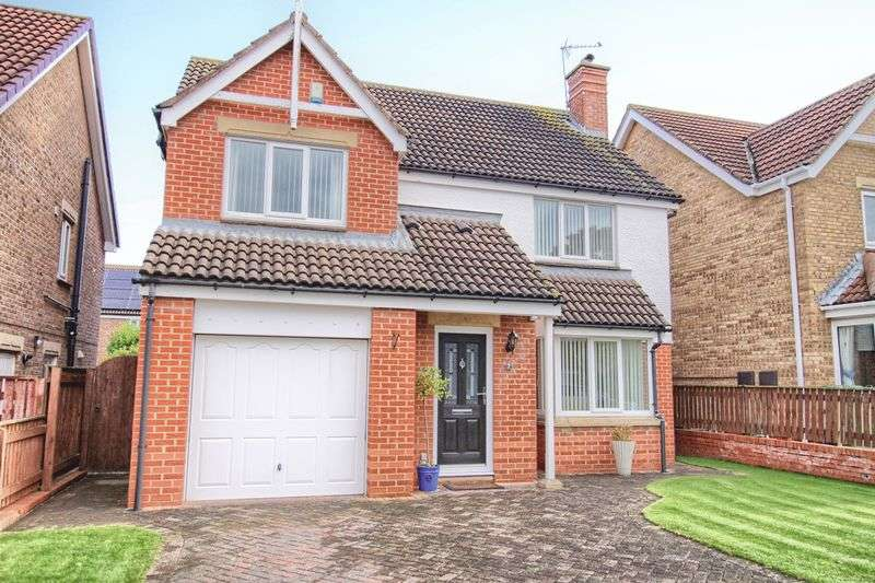 4 Bedrooms Detached House for sale in Hawkridge Close, Sober Hall