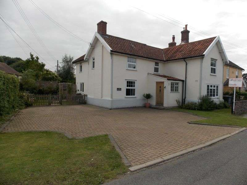 4 Bedrooms Detached House for sale in Thetford Road, Coney Weston
