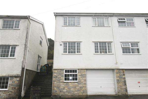 3 Bedrooms Semi Detached House for sale in Kensington Drive, Glynfach, Porth