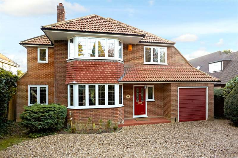 4 Bedrooms Detached House for sale in Fortyfoot Road, Leatherhead, Surrey, KT22