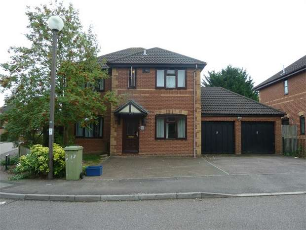 4 Bedrooms Detached House for sale in Frithwood Avenue, Kents Hill, Milton Keynes