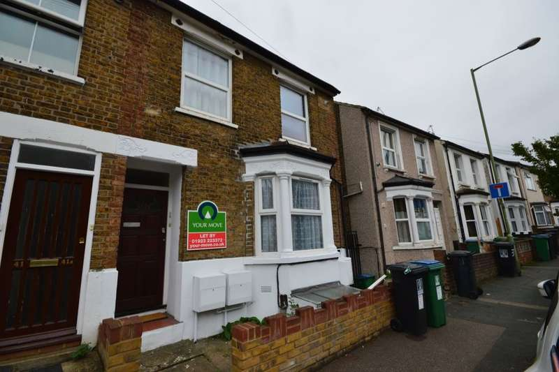 1 Bedroom Flat for sale in Gladstone Road, Watford, WD17
