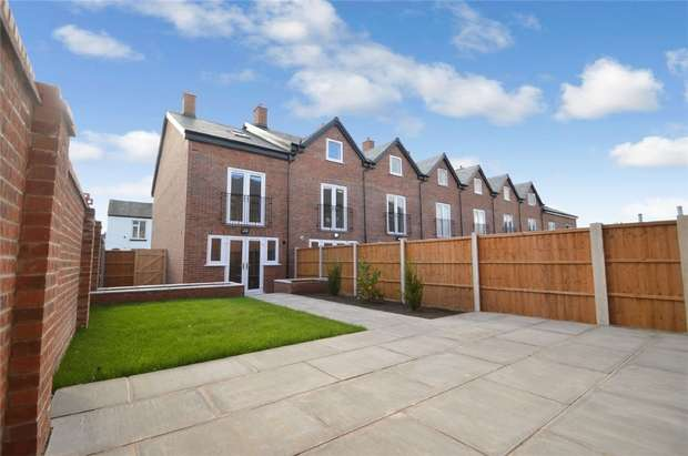 4 Bedrooms Town House for sale in Hope Street, Hazel Grove, Stockport, Cheshire