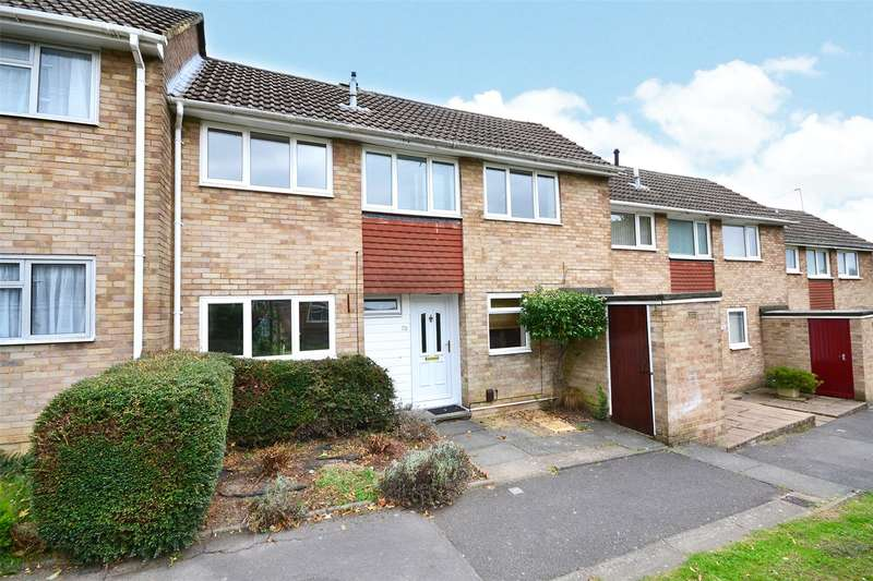 4 Bedrooms Terraced House for sale in Arncliffe, Bracknell, Berkshire, RG12