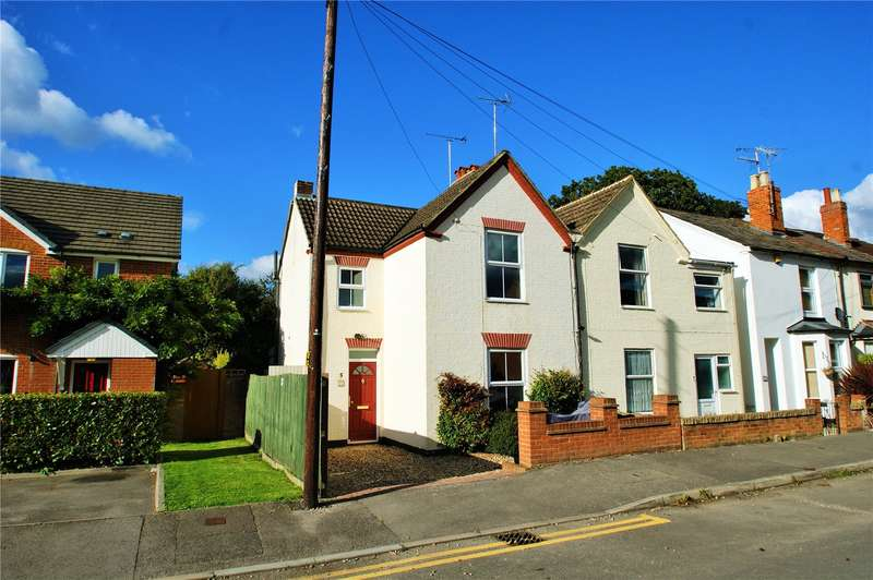 3 Bedrooms Semi Detached House for sale in Frederick Place, Wokingham, Berkshire, RG41