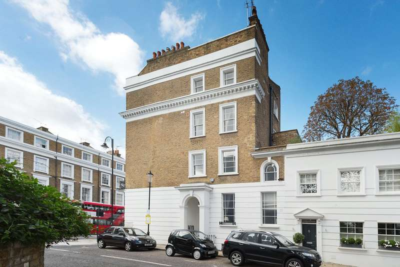 5 Bedrooms End Of Terrace House for sale in Oakley Street, London, SW3