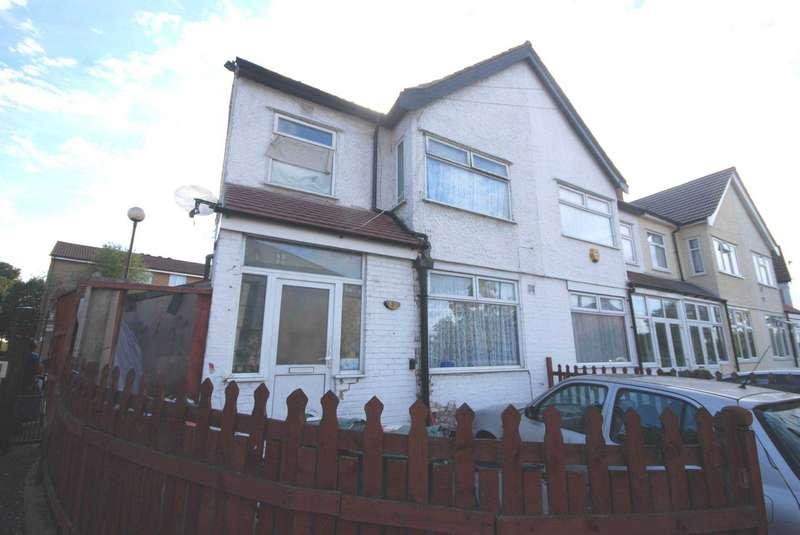 3 Bedrooms House for sale in Ruckholt Close, Leyton