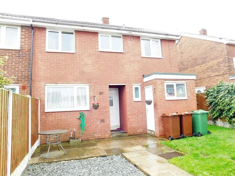 4 Bedrooms Semi Detached House for sale in Windemere Drive, Knottingley