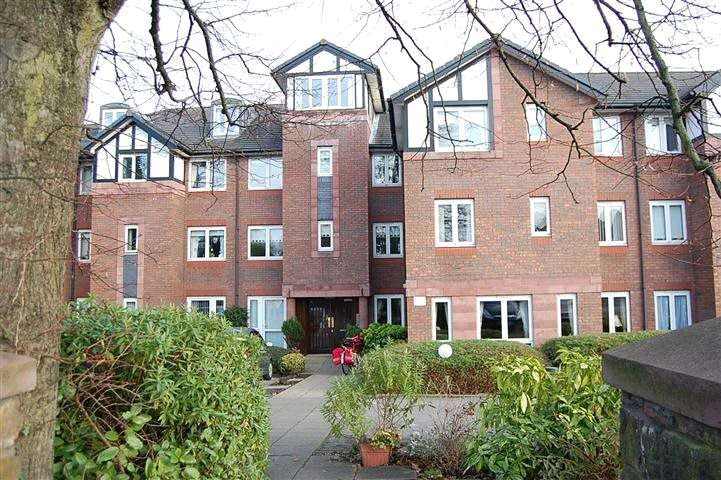 1 Bedroom Apartment Flat for sale in Turners Court, 59 Halewood Road, Gateacre, Liverpool, L25