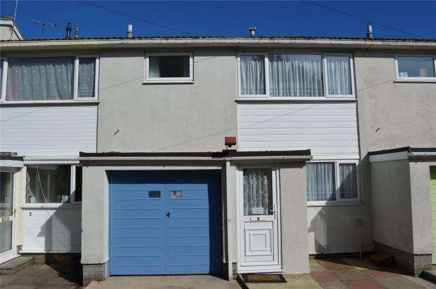 3 Bedrooms Terraced House for sale in Burton Villa Close, Brixham, Devon