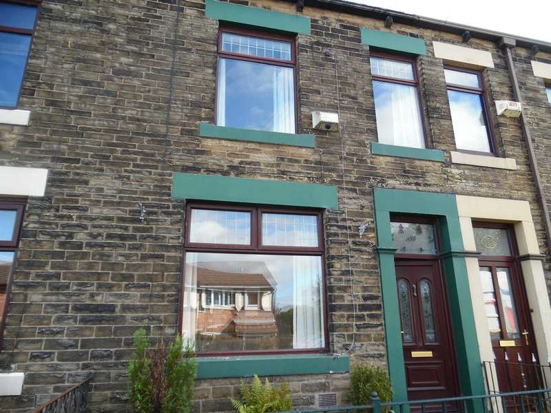 3 Bedrooms Terraced House for sale in George Street, Shaw