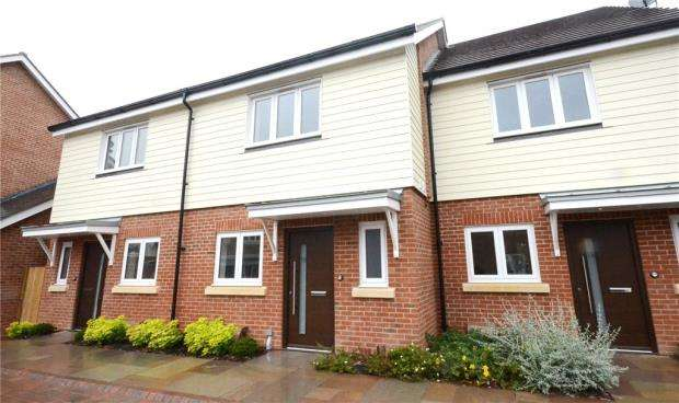2 Bedrooms Terraced House for sale in Teaseltun, Fleet, Hampshire