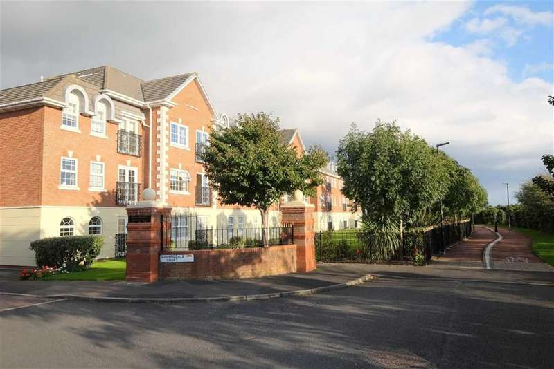 2 Bedrooms Property for sale in Sunningdale Court, Beauclerk Road, St Annes