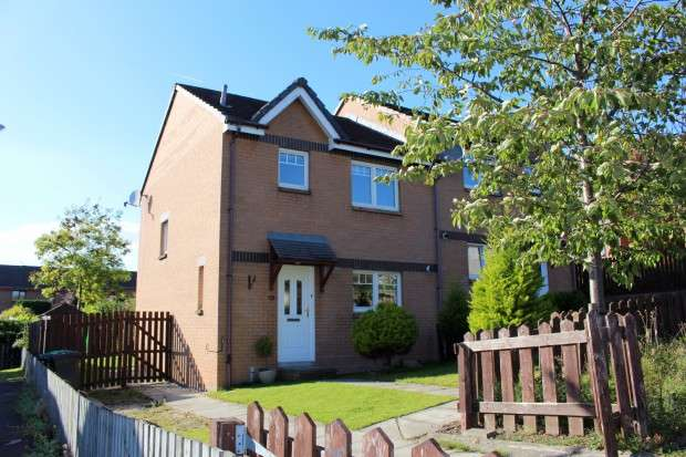 3 Bedrooms Semi Detached House for sale in Colliston Road, Dunfermline, KY12