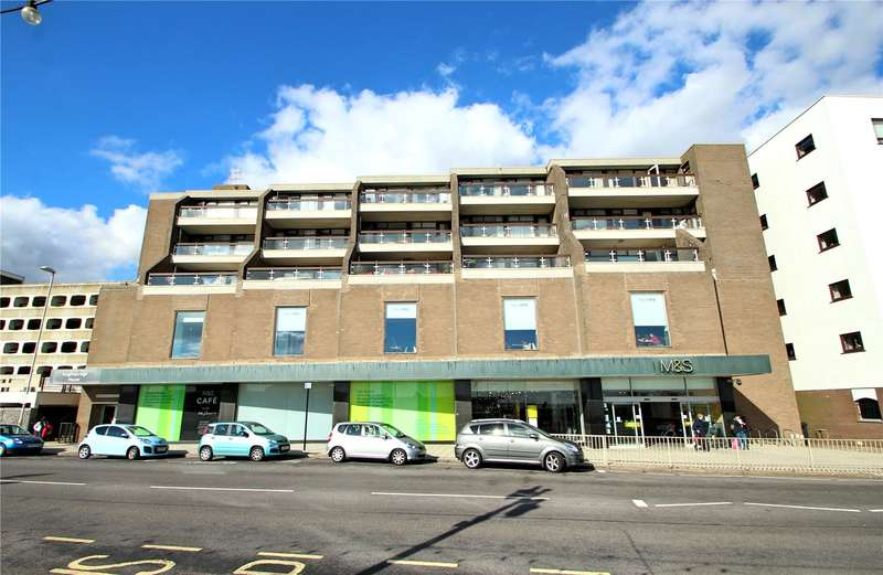 2 Bedrooms Apartment Flat for sale in Knightsbridge House, 50 Marine Parade, Worthing, BN11