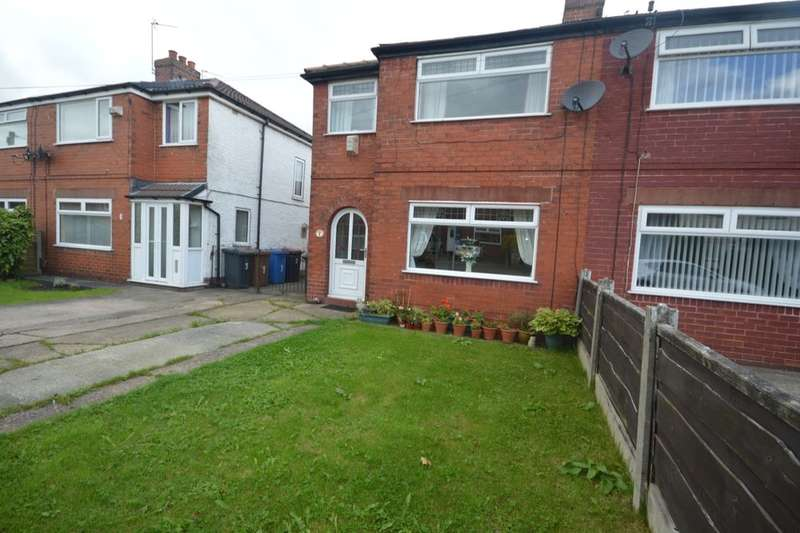 3 Bedrooms Semi Detached House for sale in Acresfield Road, Little Hulton, Manchester, M38