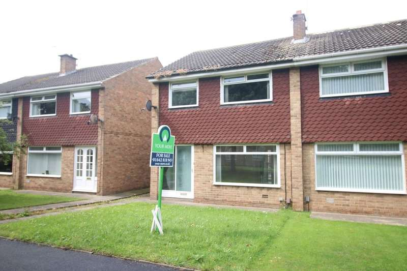3 Bedrooms Semi Detached House for sale in Duddon Sands, Middlesbrough, TS5