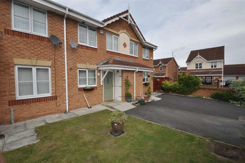 2 Bedrooms Terraced House for sale in Warrender Drive, Prenton