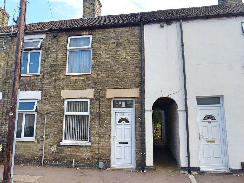 2 Bedrooms Terraced House for sale in Craig Street, Peterborough, Cambridgeshire. PE1 2EJ