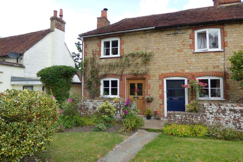 2 Bedrooms End Of Terrace House for sale in Half Moon Cottages, Petersfield Road, Midhurst, GU29
