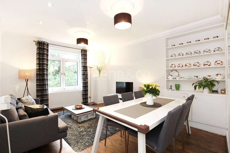 2 Bedrooms Flat for sale in Woodchurch Road, South Hampstead, London, NW6