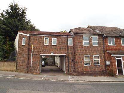 Flat for sale in Portswood, Hampshire