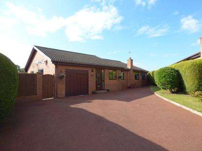 4 Bedrooms Bungalow for sale in Crud Y Gwynt, Mynydd Isa, Mold, Flintshire, CH7