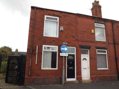 2 Bedrooms Terraced House for sale in Gaskell Street, St. Helens, Merseyside, WA9