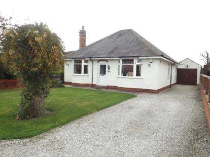 4 Bedrooms Bungalow for sale in St. Lawrence Road, North Wingfield, Chesterfield, Derbyshire