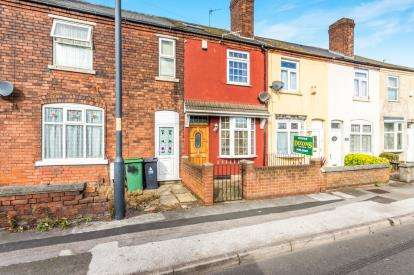 3 Bedrooms Terraced House for sale in Charles Street, Willenhall, West Midlands
