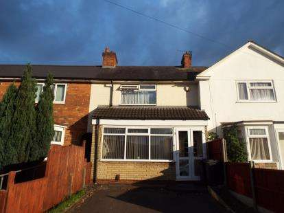 3 Bedrooms Terraced House for sale in Wash Lane, Birmingham, West Midlands