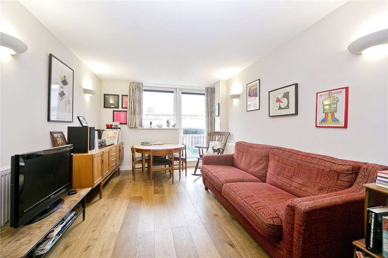 2 Bedrooms Flat for sale in Hacon Square, Richmond Road, E8