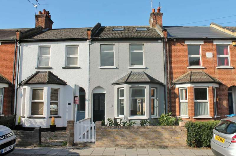 4 Bedrooms Terraced House for sale in South Lane, New Malden