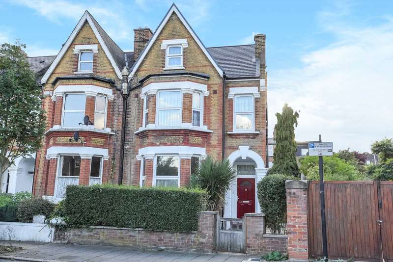 2 Bedrooms Terraced House for sale in Deerbrook Road,, Herne Hill