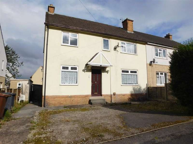 4 Bedrooms Property for sale in Beard Crescent, New Mills, High Peak