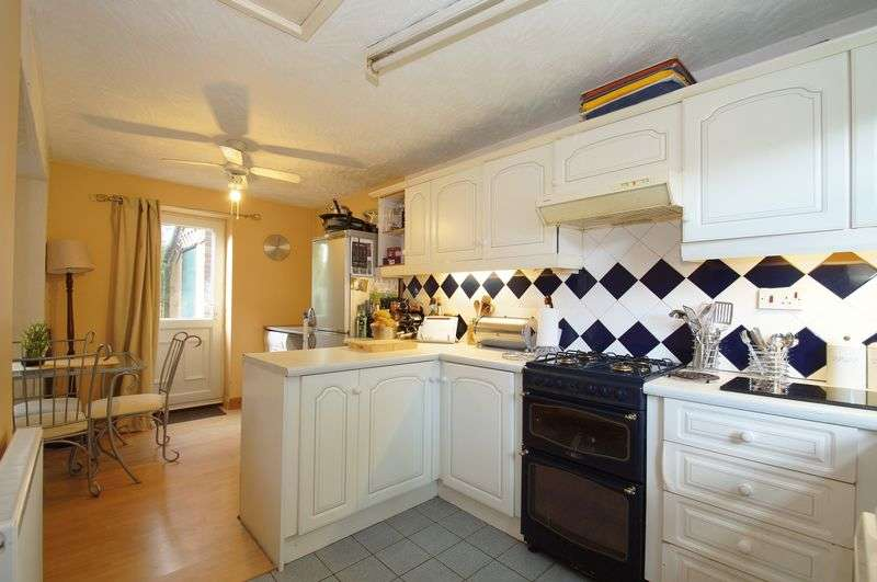 4 Bedrooms Terraced House for sale in Upper Field Close, Church Hill North, Redditch