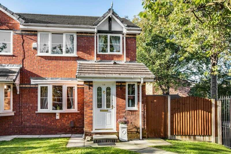 2 Bedrooms House for sale in Moorfield Road, Salford