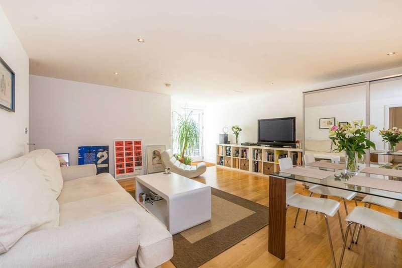 2 Bedrooms Flat for sale in Kilburn Lane, Queen's Park, W10