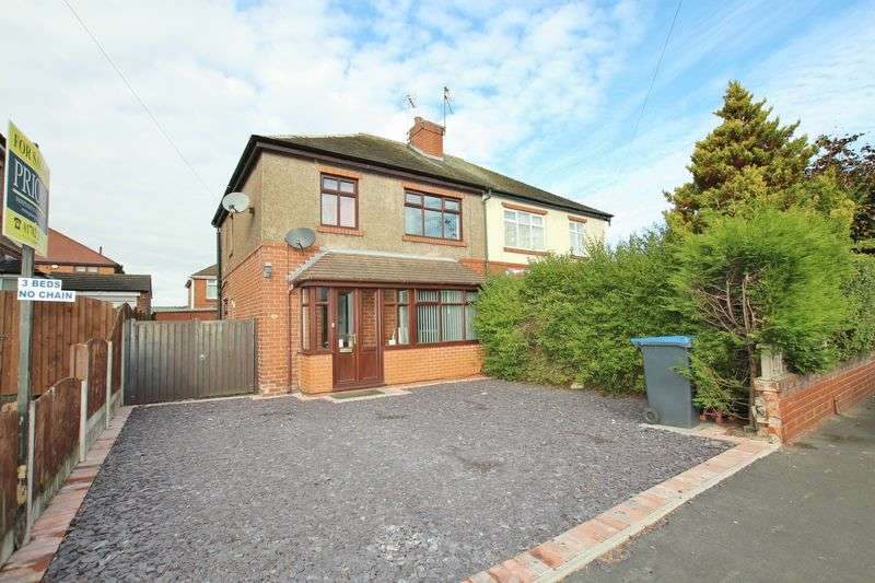 3 Bedrooms Semi Detached House for sale in Kingsfield Road, Biddulph