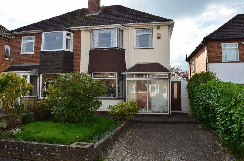 3 Bedrooms Semi Detached House for sale in Worlds End Avenue, Quinton