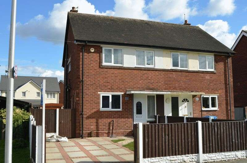 2 Bedrooms Semi Detached House for sale in Laburnum Grove, Runcorn