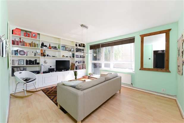 2 Bedrooms Flat for sale in Lanercost Close, Tulse Hill