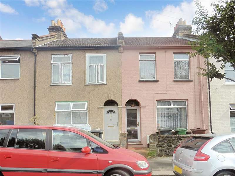 2 Bedrooms Terraced House for sale in Byron Road, London