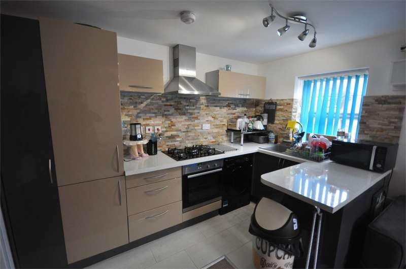 2 Bedrooms End Of Terrace House for sale in 94 Marlington Drive, Ferndale, HUDDERSFIELD, West Yorkshire