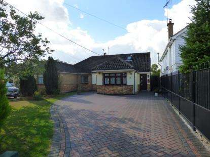 4 Bedrooms Bungalow for sale in Bulphan, Upminster, Essex